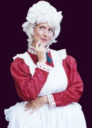 The Mrs. Claus Holiday Celebration